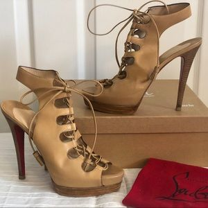 Christian Louboutin Miss Fortune 120